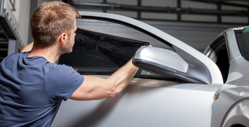חלונות שחורים לרכב ללא פירוק, זה אפשרי